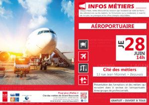 Aéroportuaire @ Cité des métiers Beauvais | Beauvais | Hauts-de-France | France