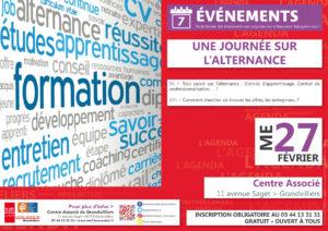 Une journée sur l'alternance @ Centre Associé Grandvilliers | Grandvilliers | Hauts-de-France | France