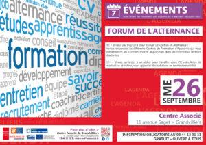 Forum de l'alternance @ Centre Associé Grandvilliers | Grandvilliers | Hauts-de-France | France