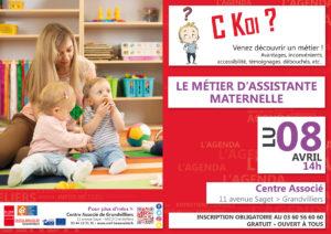 C Koi ? Le Métier d'Assistante maternelle @ Centre Associé Grandvilliers | Grandvilliers | Hauts-de-France | France