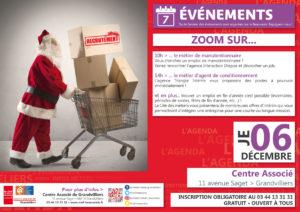 Zoom sur... @ Centre Associé Grandvilliers | Grandvilliers | Hauts-de-France | France