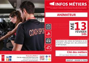 Animateur @ Cité des métiers Beauvais | Beauvais | Hauts-de-France | France