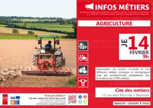 Agriculture @ Cité des métiers Beauvais | Beauvais | Hauts-de-France | France