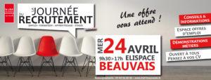 LA JOURNÉE DU RECRUTEMENT @ ELISPACE | Beauvais | Hauts-de-France | France