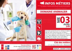 Domaine Animalier @ Cité des métiers Beauvais | Beauvais | Hauts-de-France | France