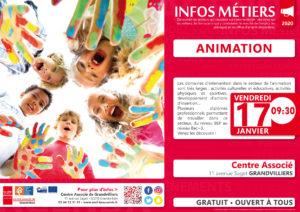 Les métiers de l'animation @ Centre Associé Grandvilliers | Grandvilliers | Hauts-de-France | France