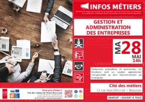 Gestion et administration des entreprises @ Cité des métiers Beauvais | Beauvais | Hauts-de-France | France