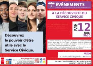 A la découverte du Service Civique @ MSIH Beauvais | Beauvais | Hauts-de-France | France