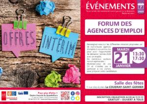 Forum Agences d'Intérim @ Salle des Fêtes | Le Coudray-Saint-Germer | Hauts-de-France | France