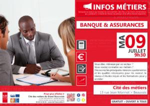 Banque & Assurance @ Cité des métiers Beauvais   Beauvais   Hauts-de-France   France
