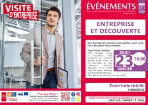 Transports Choquet ! @ Centre Associé Grandvilliers | Grandvilliers | Hauts-de-France | France