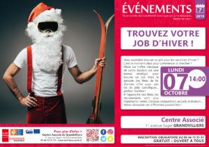 Trouvez votre job d'hiver ! @ Centre Associé Grandvilliers | Grandvilliers | Hauts-de-France | France