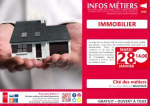 Immobilier @ Cité des métiers Beauvais | Beauvais | Hauts-de-France | France