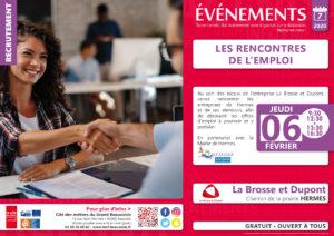 Les rencontres de l'emploi @ Entreprise La Brosse et Dupont | Hermes | Hauts-de-France | France