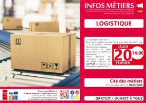 Logistique @ Cité des Métiers Beauvais   Beauvais   Hauts-de-France   France