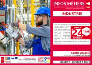 Industrie @ Centre Associé Grandvilliers | Grandvilliers | Hauts-de-France | France
