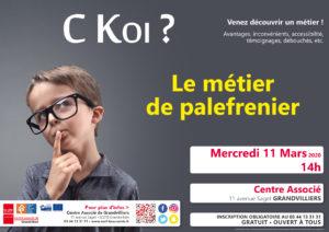 C Koi ? Le métier de palefrenier @ Centre Associé Grandvilliers | Grandvilliers | Hauts-de-France | France