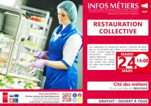 ANNULE - Restauration collective @ Chambre de Métiers et de l'Artisanat | Beauvais | Hauts-de-France | France