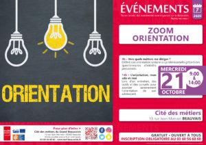 ZOOM sur l'Orientation @ Cité des Métiers Beauvais | Beauvais | Hauts-de-France | France