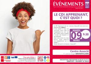 Le CDI Apprenant, c'est quoi ? @ Centre Associé | Grandvilliers | Hauts-de-France | France