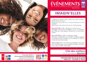 Imagin'Elles - Booster sa confiance en soi @ Cité des Métiers | Beauvais | Hauts-de-France | France