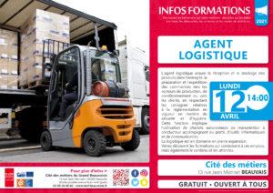 Agent logistique @ Cité des métiers Beauvais | Beauvais | Hauts-de-France | France
